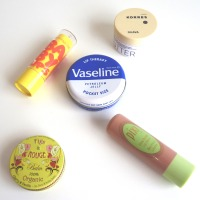 FRIDAY FIVE: 5 LIP BALMS