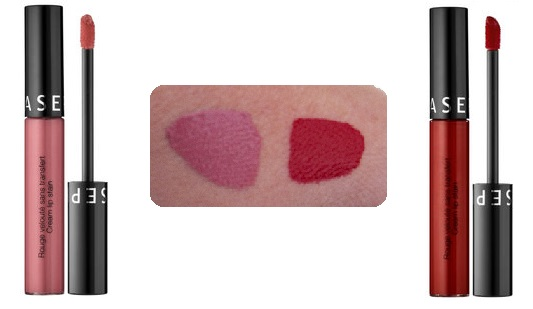 Sephora Cream Lip Stain Swatches