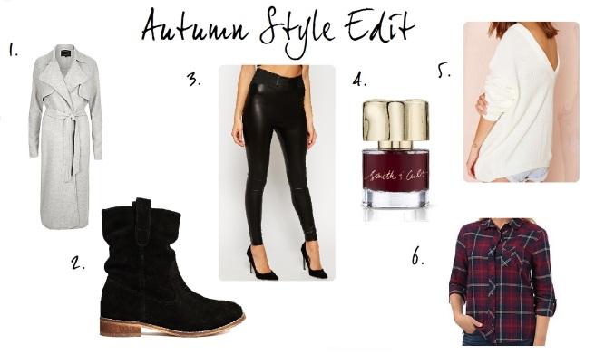 Autumn Style Edit