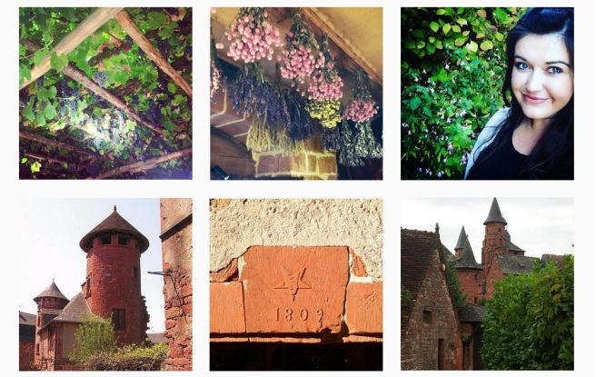 Collonges-la-Rouge pictures