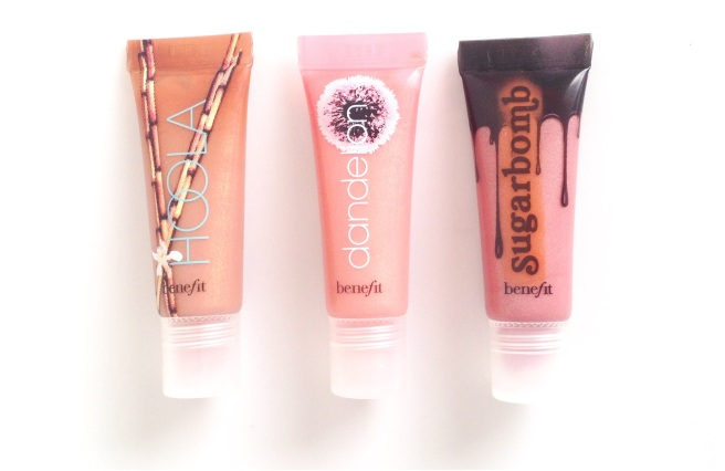 Benefit Ultra Plush Lipglosses