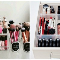 MAKE UP STORAGE INSPIRATION