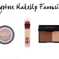 FRIDAY FIVE: DRUGSTORE MAKE-UP FAVOURITES