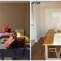 ONE ROOM CHALLENGE | WEEK SIX: THE DINING ROOM REVEAL