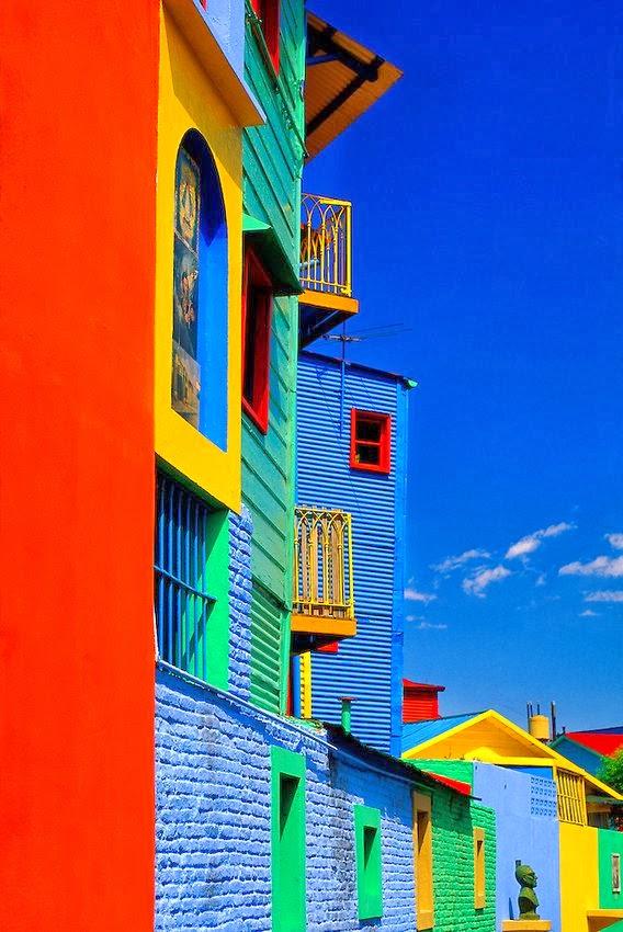 La Boca, Buenos Aires, Argenitina
