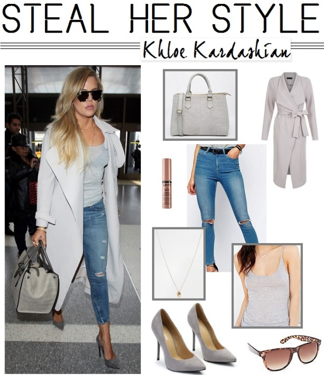 Steal Her Style | Get The Look | Khloe Kardashian