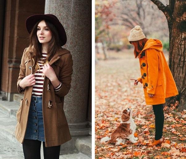 Autumn Style: Duffel Coats