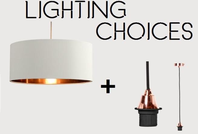 Living Room Ceiling Lighting from Made.com