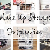 popular post make up storage inspiration